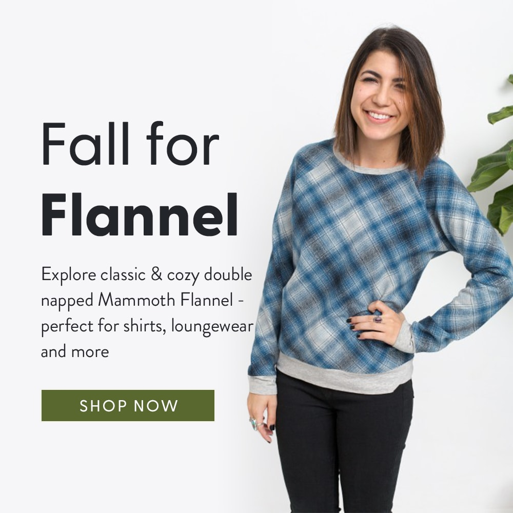Kaufman Mammoth Flannel