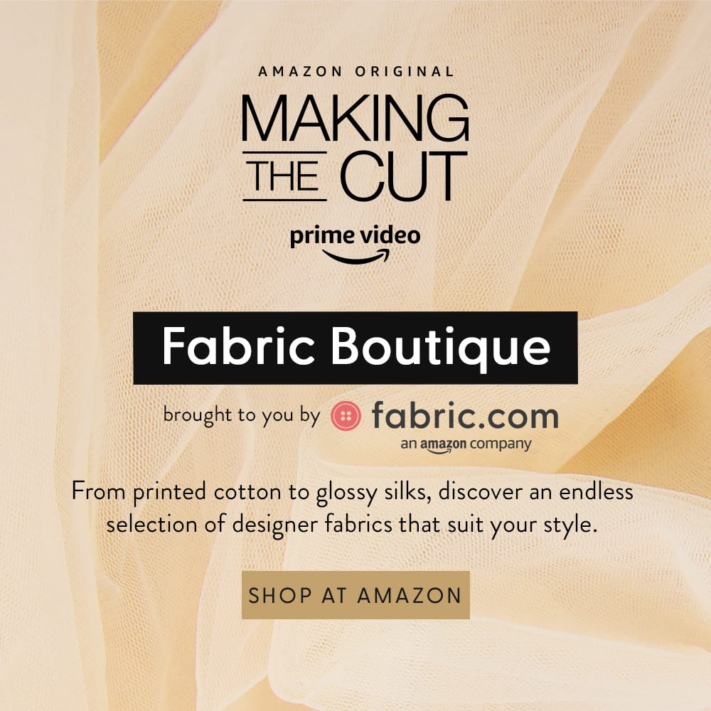 Making the Cut fabric boutique--from printed cotton to glossy silks, discover an endless selection of designer fabrics that suit your style
