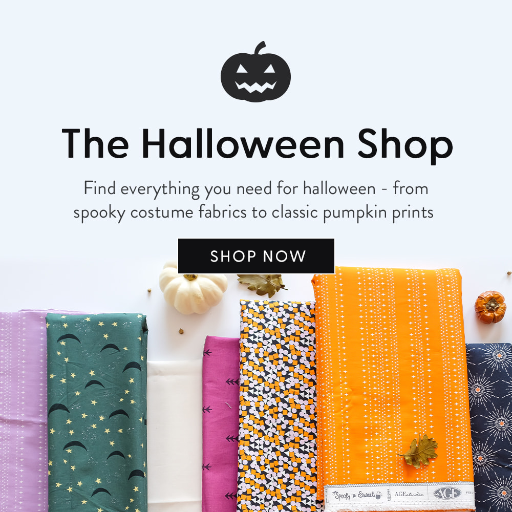 The Halloween Shop. Find everything you need for Halloween- from spooky costume fabrics to classic pumpkin prints. Shop now.
