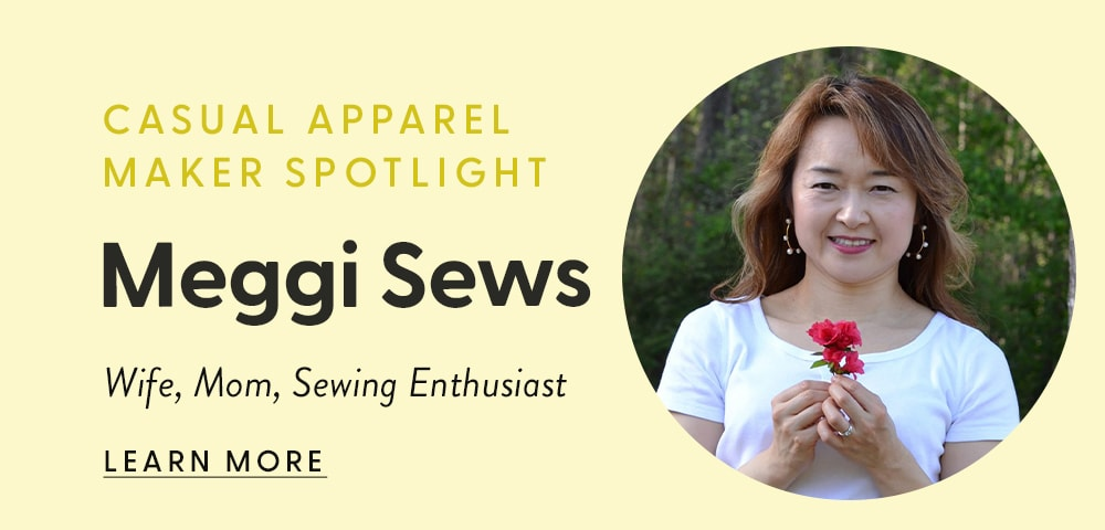 Maker's Spotlight - Meggi Sews