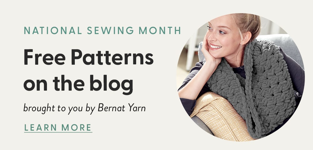 National Sewing Month Free Pattern