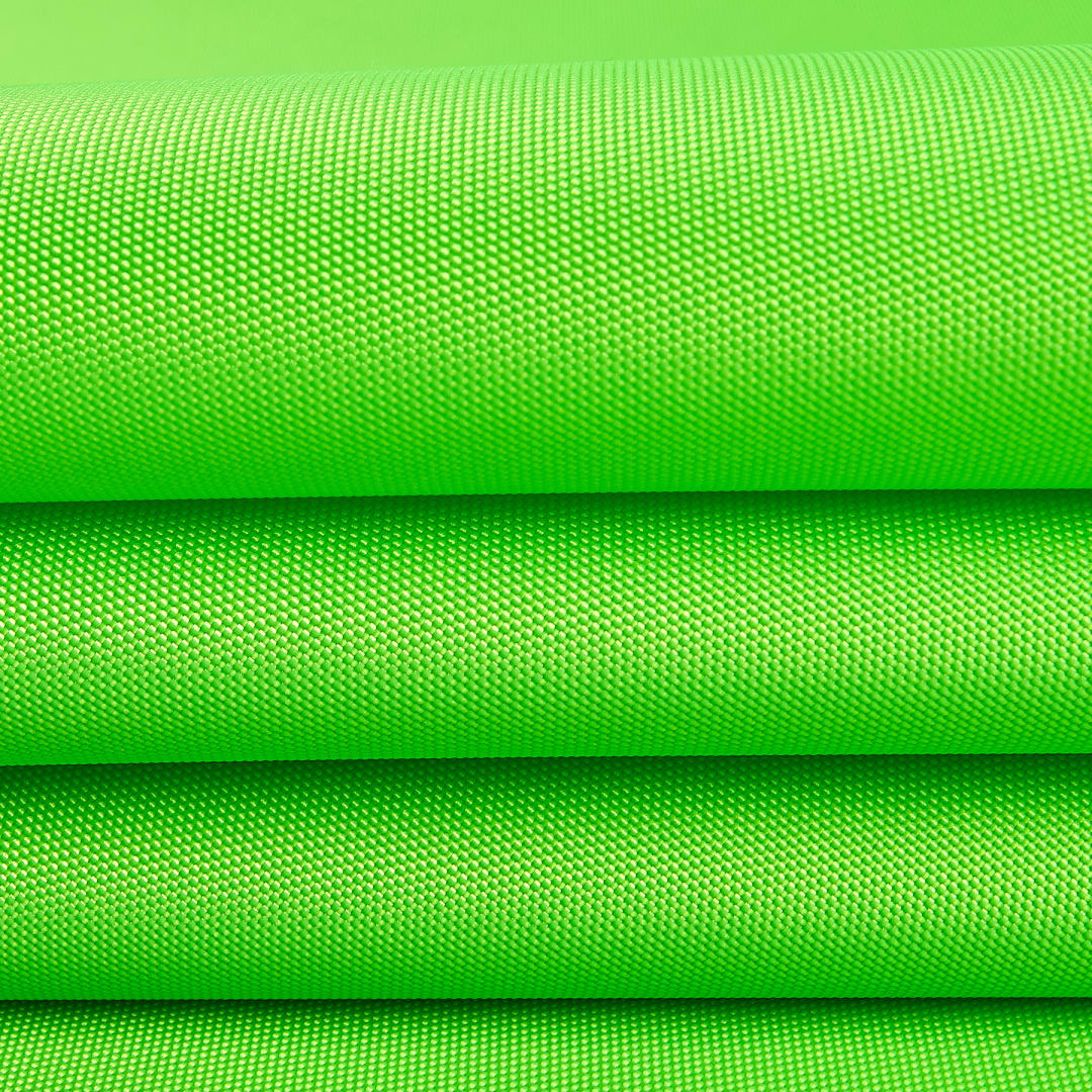 Carr Textile Nylon Pack Cloth Fluorescent Yellow Fabric By The Yard