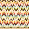 Remix Zig Zag Chocolate/Ivory