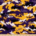 LSU Cotton Camouflage