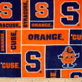 Collegiate Fleece Syracuse University Orange/Blue
