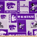 Collegiate Fleece Kansas State University Purple