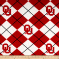 Collegiate Fleece University of Oklahoma Crimson
