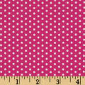 Spot On Pindot Hot Pink