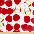 Oilcloth Solvang Red
