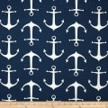 Premier Prints Sailor Slub Premier Navy