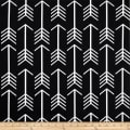 Premier Prints Arrow Black