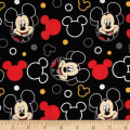 Disney Mickey Everyday Mickey Head Toss Black