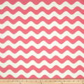 Riley Blake Home Decor Wave Hot Pink