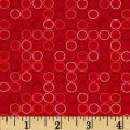 Spot On Circle In A Line Red
