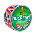 "Patterned Duck Tape 1.88"" x 10yd-Union Jack"