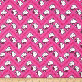 Hello Kitty Chevron Pink