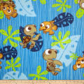 Disney Finding Nemo Fleece Blue