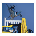 Batman Gotham Guardian Giant Wall Decal