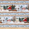 Sleigh Ride Repeating Stripe Multi