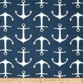 Premier Prints Sailor Twill Premier Navy