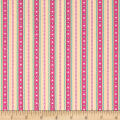 Prairie Yard Goods Stripe Pink