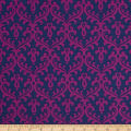 Joyful Brocade Purple