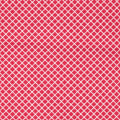 Kaufman Remix Lattice Hot Pink