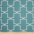 Swavelle/Mill Creek Indoor/Outdoor Emsworth Aegean Blue