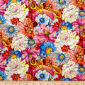 Fantasia Packed Floral Multi