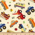 Truck Stop Tossed Cars Multi