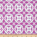 Tracy Porter Ardienne Geometric Purple