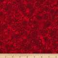 "108"" Wide Quilt Back Isadora Cherry"
