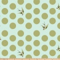"""Freespirit Freefall By Tula Pink 108"""" Quilt Back Sky"""