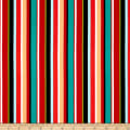 Riley Blake Blackbeard's Stripe Multi
