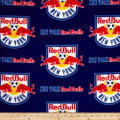 MLS Fleece New York Red Bull Navy/Red