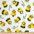 Minions All Natural Minion Toss White