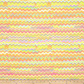 Kaffe Fassett Collective Zig Zag Yellow