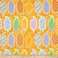 Kaffe Fassett Collective Striped Herald Gold