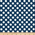 Pirates Polka Dot Blue