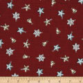 Balmoral Star Scatter Red