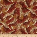 Wild Pheasants Feathers Rust