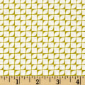 Hoffman Simply Eclectic Geo Blocks Chartreuse