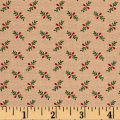 Old Sturbridge Village Stem Plaid Tan