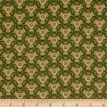 Old Sturbridge Village Honeycomb Green