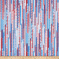 Kanvas All American Drawing Straws White