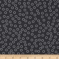 Kaufman Remix Bubble Dot Grey