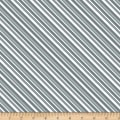 Alpine Stripe Gray