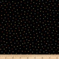 Cuisine Dots Black