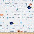 Disney Finding Dory Swimming White