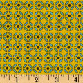 Riley Blake Bittersweet Geometric Yellow